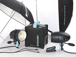 Nowość - nowy adapter do lamp typu Ringflash Broncolor i Profoto