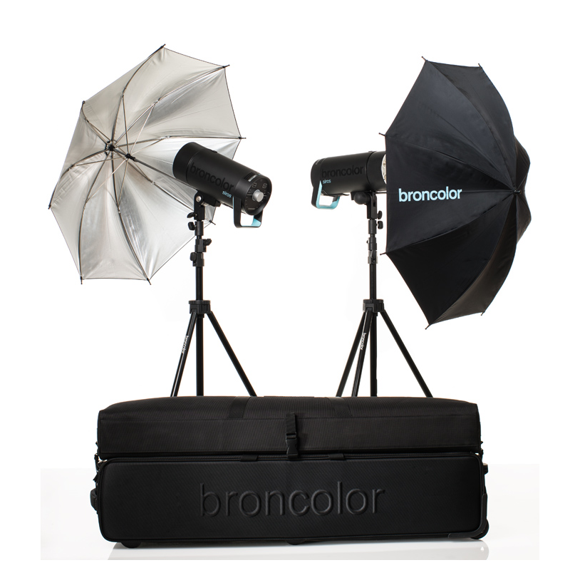 Broncolor Siros Basic Kit